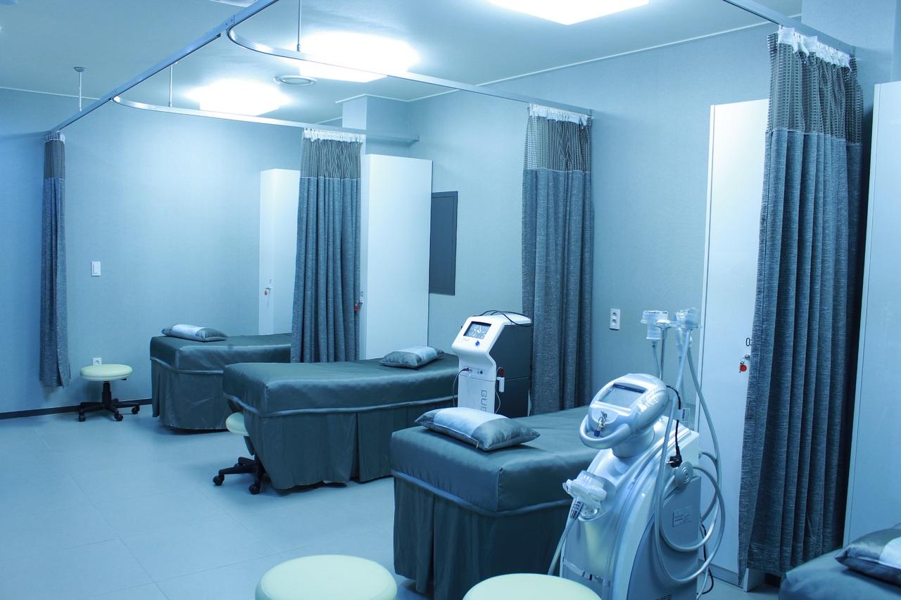 luchtkwaliteit in ziekenhuizen