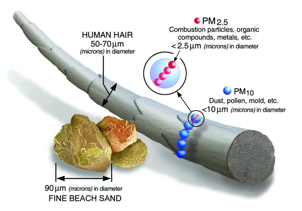 pm2.5 grafisch